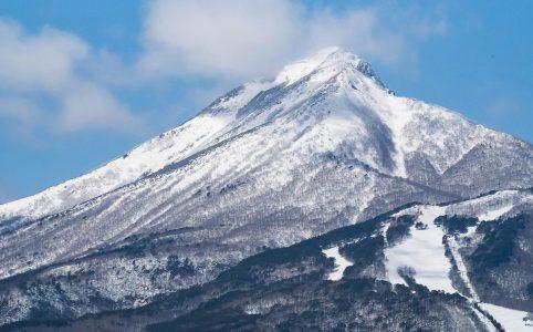 福島県・会津磐梯山