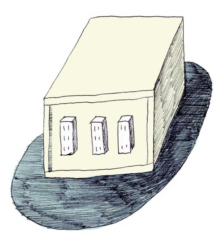 ナノ電源器のイラスト