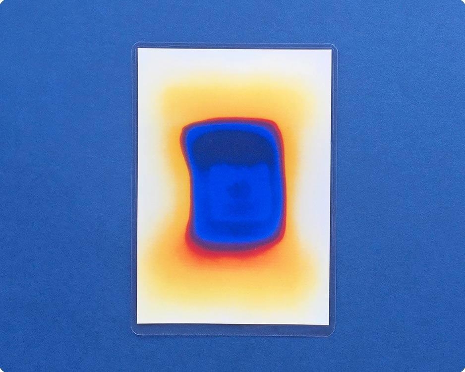 光の浄化カード