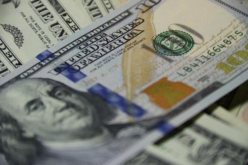 紙幣と銀行