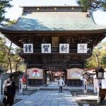 岩沼市の竹駒神社へ参拝しました