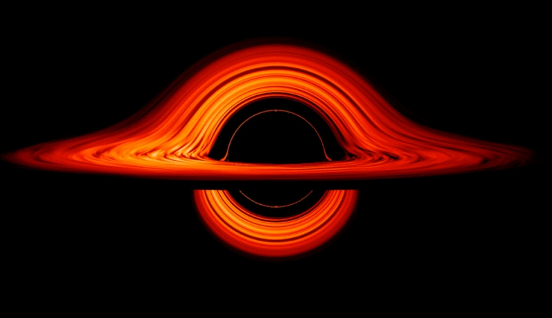 black hole by nasa